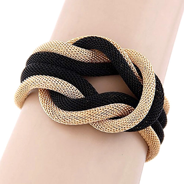 Chain Rope Knot Bracelet