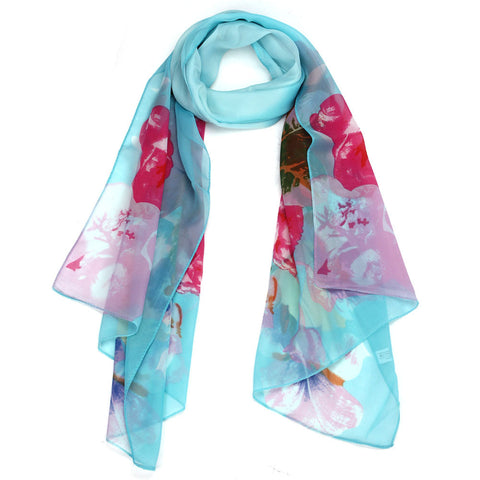Abstract Splash Scarf