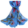 Pretty Butterflies Scarf