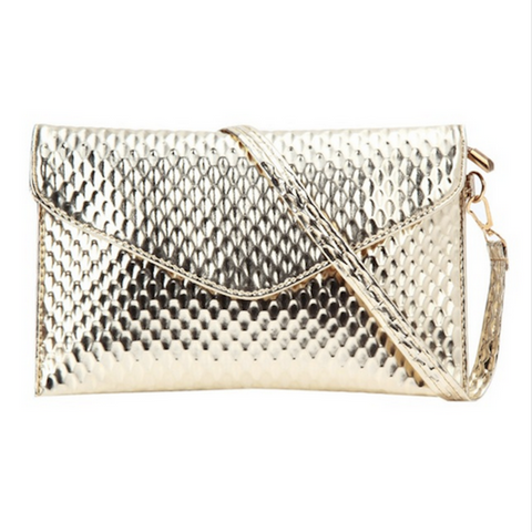 Envelope Clutch Sling Bag