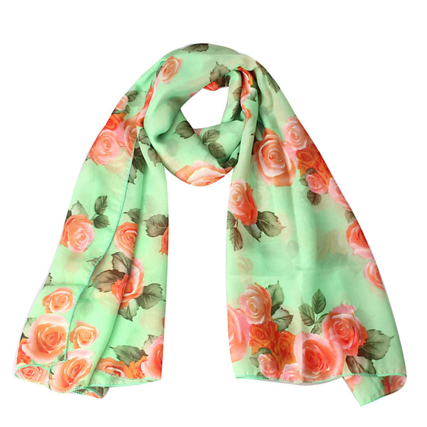 Bunch of Roses Scarf