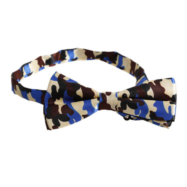 Military Coumaflage Bowtie