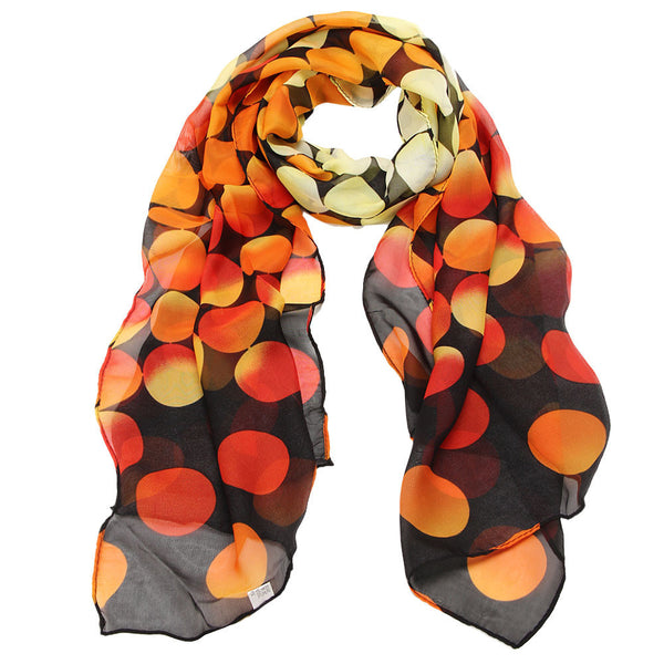 Touching Circles Scarf
