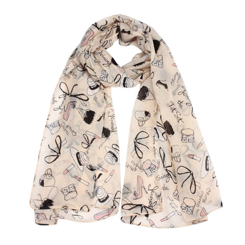 Fashion Graffiti Scarf