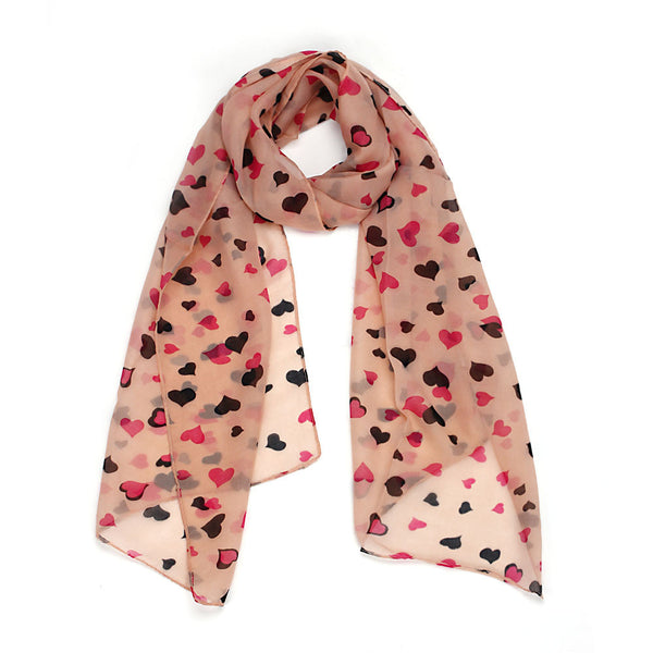 Queen of Hearts Scarf