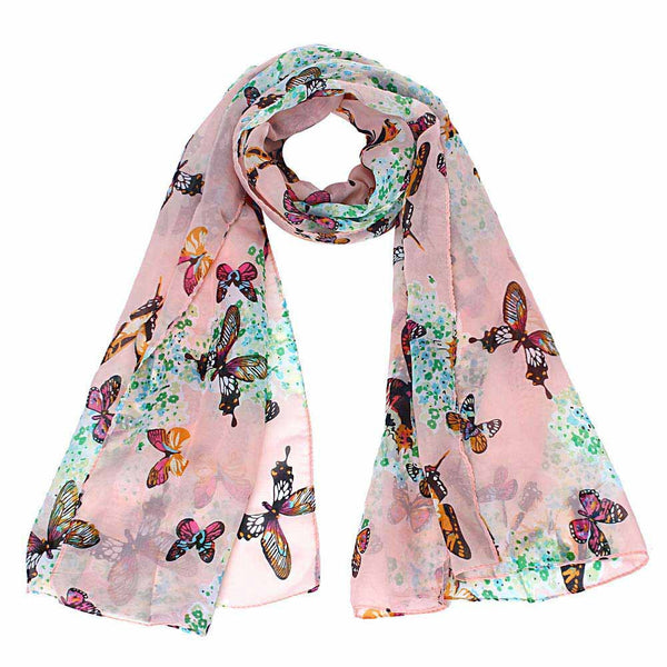 Flock of Butterflies Scarf