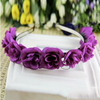 Connected Flowers Hairband