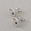 4 Aces Poker Cufflinks