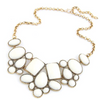 Circles & Squares Necklace