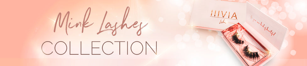 Mink Lash Collection Banner