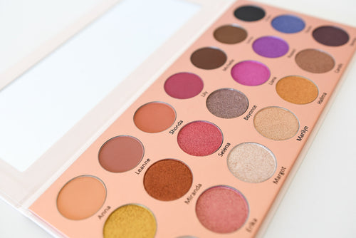 The Game Changer Palette