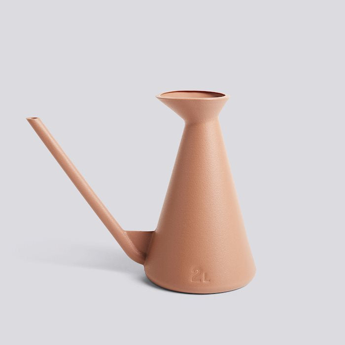 HAY WATERING CAN 2 L - Terracotta