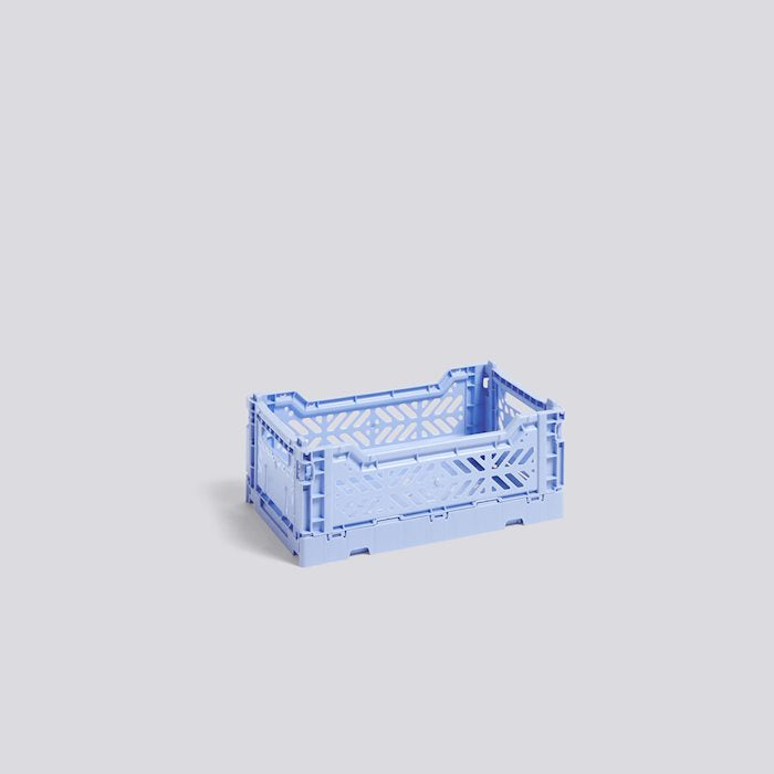 HAY COLOUR CRATE S - Light Blue