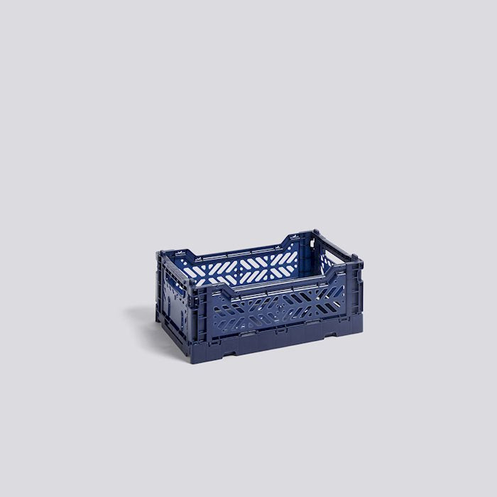 HAY COLOUR CRATE S - Navy