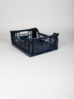 HAY COLOUR CRATE M - Navy