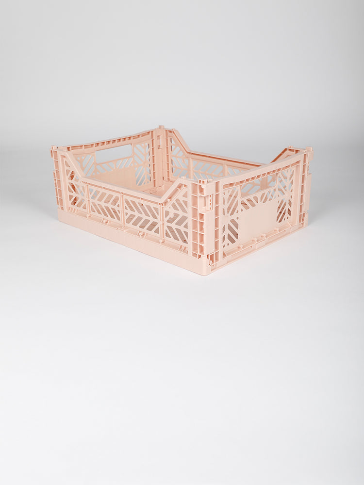 HAY COLOUR CRATE M - Soft Pink