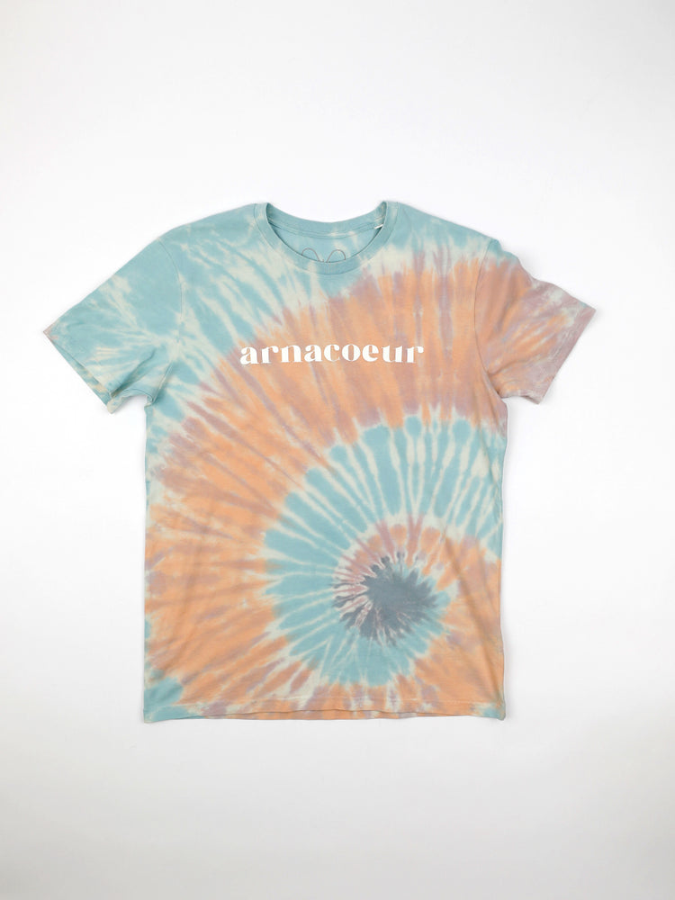 ICONIQUE T-SHIRT - Tie & Dye