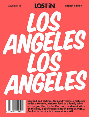 LOST IN CITY GUIDES - LOS ANGELES