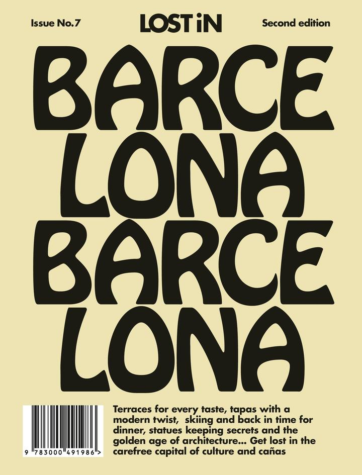 LOST IN CITY GUIDES - BARCELONA