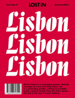 LOST IN CITY GUIDES - LISBON