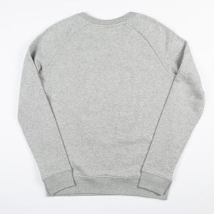 SWEAT-SHIRT MOULIN - HEATHER GREY