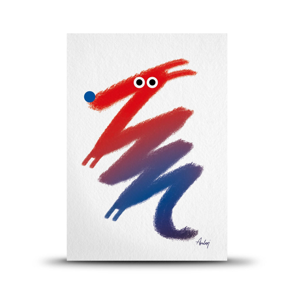 STUDIO ARHOJ PAPER PACK - Dogs