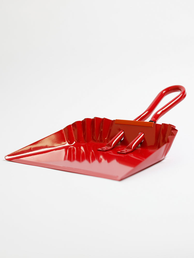 HAY DUST PAN - Red