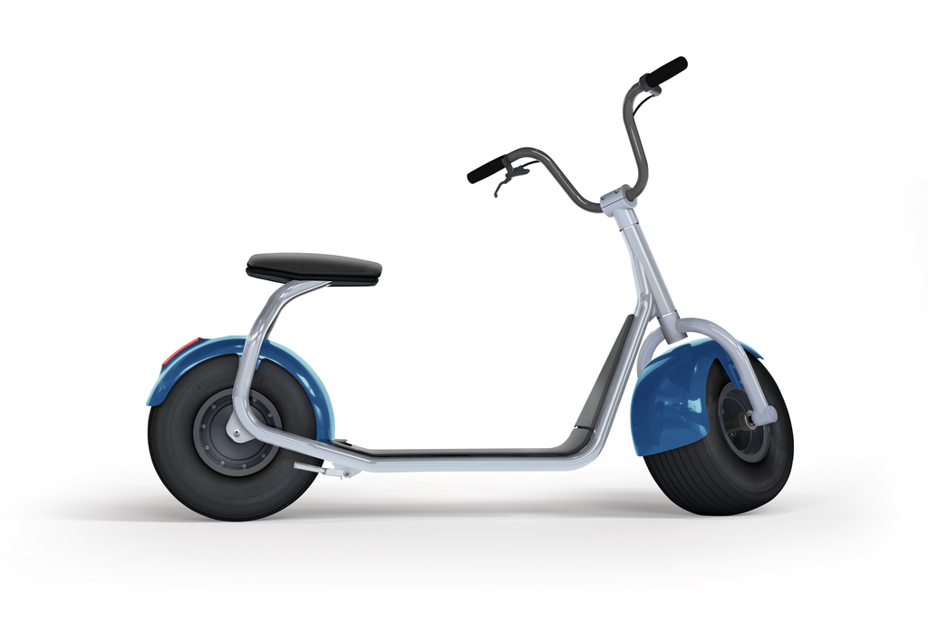 electric scooter SCROOSER Quick Silver PURE