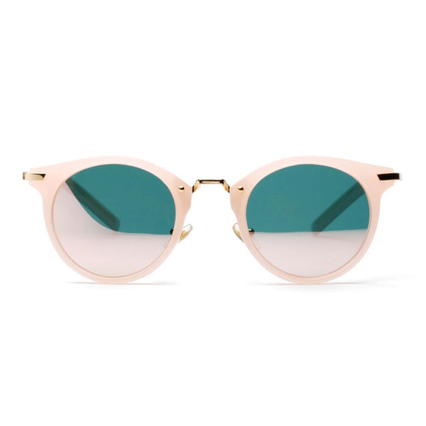 Women  Vintage Sunglasses, Lady Round Shades Street Style.