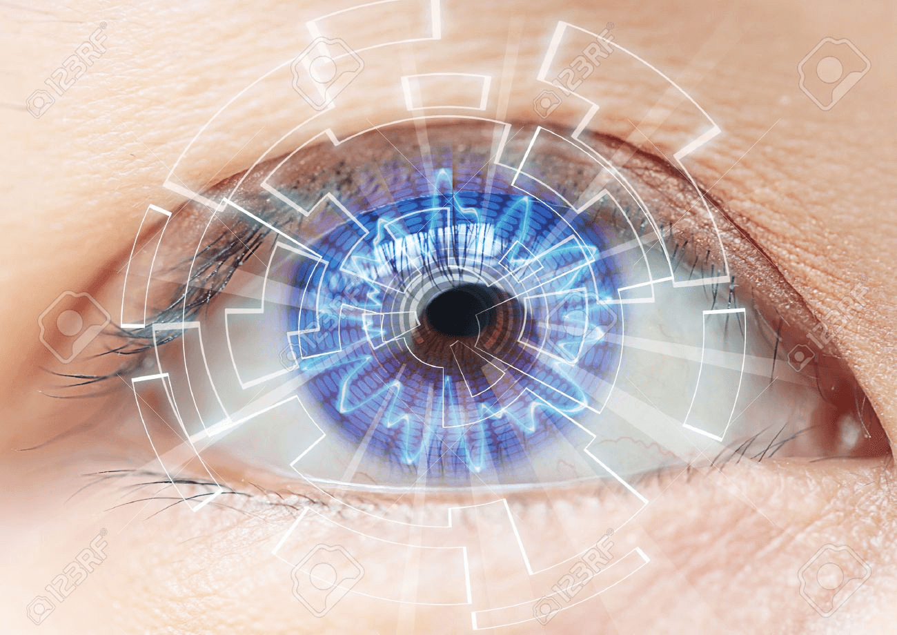 A Contact Lens That Lets You Zoom in When You Blink Twice