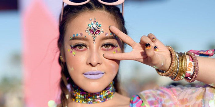 2018 Music Festival Fashion Trend