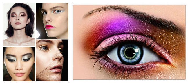 Kinds of Eye Makeup
