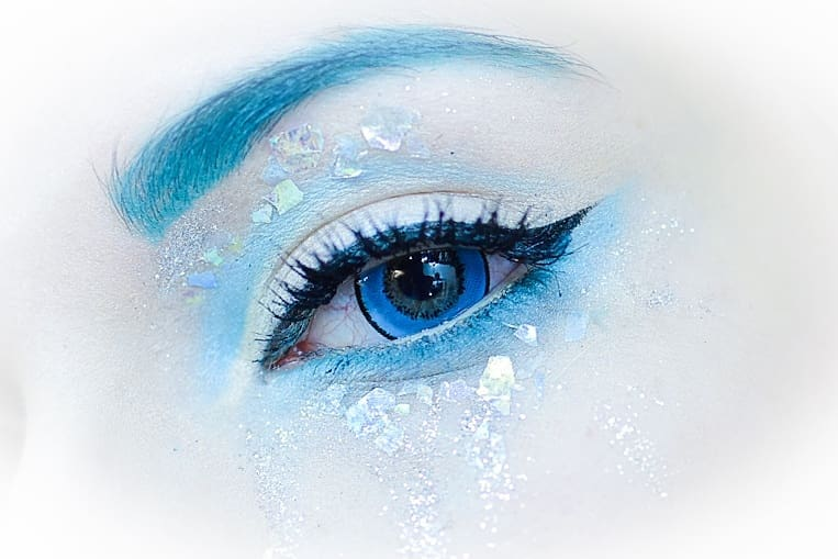 ttdeye magic blue contact lenses for sale