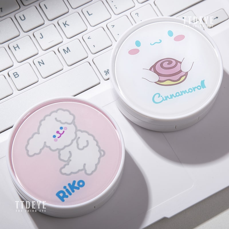 TTDeye Purin Dog and Friends Lens Case