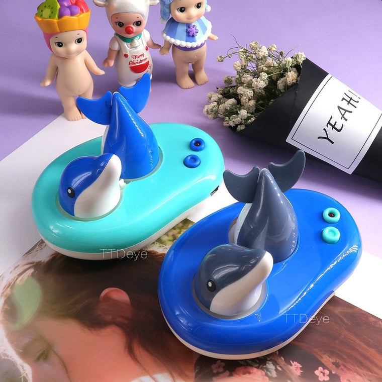 TTDeye Dolphin Contact Lenses Auto-washer