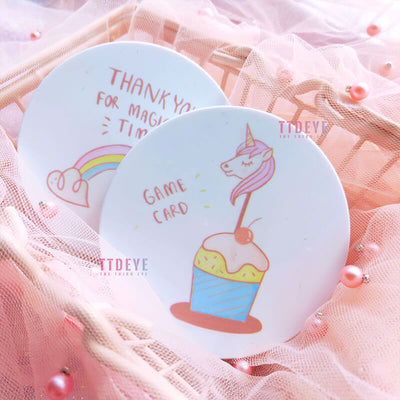 TTDeye Dreamy Unicorn Lens Case