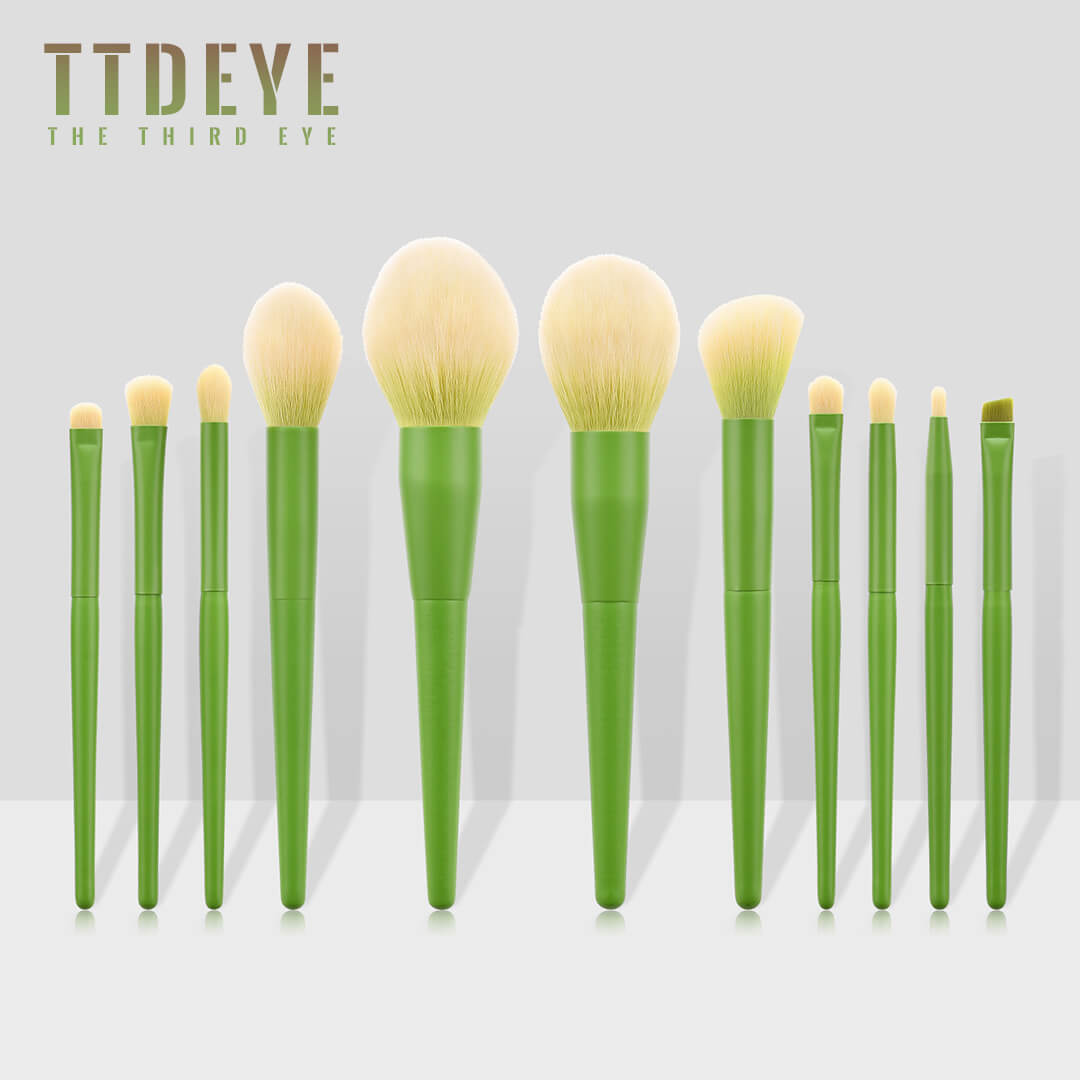TTDeye Spring Symphony 11 Piece Brush Set