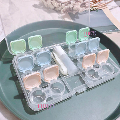 TTDeye Ice Cube 6-in-1 Lens Case