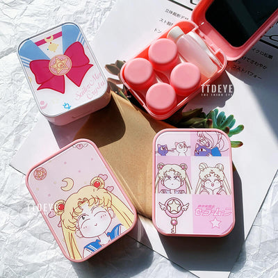TTDeye SailorMoon 2-in-1 Lens Case
