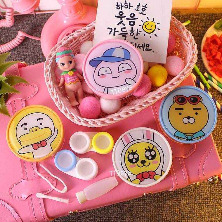 TTDeye Kakao Friends II Lens Case