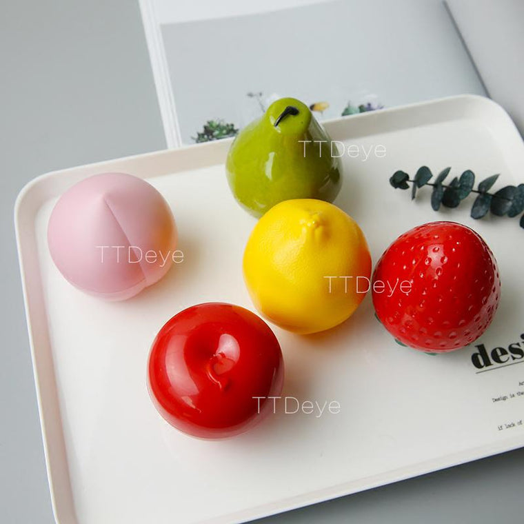 TTDeye Fruit Lens Case