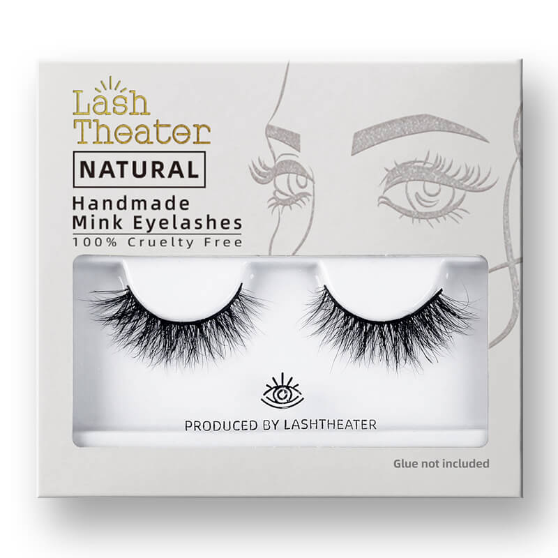 TTDeye Sour Candy Natural Handmade Eyelashes