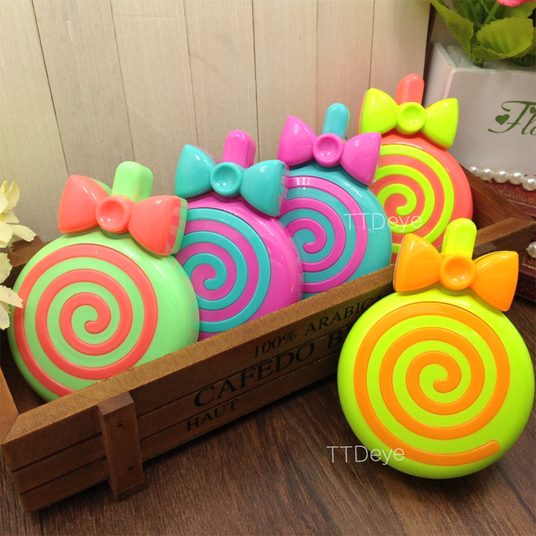 TTDeye Color Lollipop Lens Case