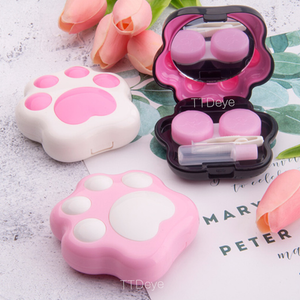 TTDeye Cat Paw Lens Case