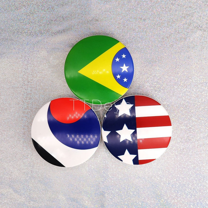 TTDeye National Flag Lens Case