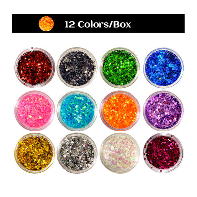 TTDeye Mini Shiny Sequins Creative Glitter
