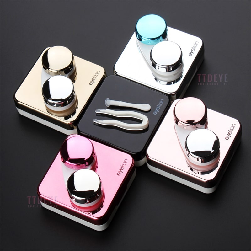 TTDeye Square Mirror II Lens Case