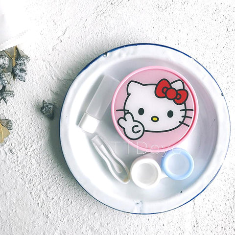 TTDeye Kitty Cat Lens Case