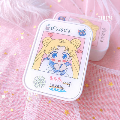 TTDeye 100% Lovely Sailor Moon 2-in-1 Lens Case