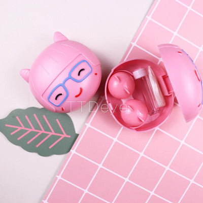 TTDeye Cute Girl Lens Case